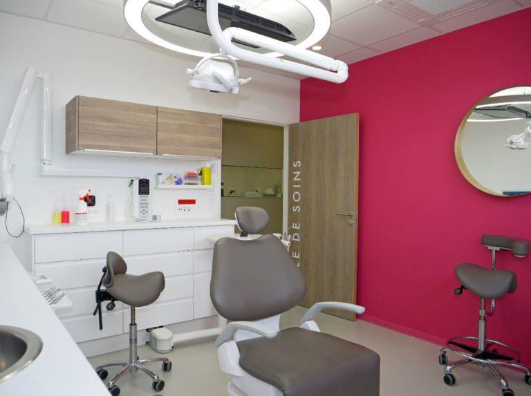 charlene sevestre chirurgien dentiste cabinet dentaire caen saint andre sur orne salle
